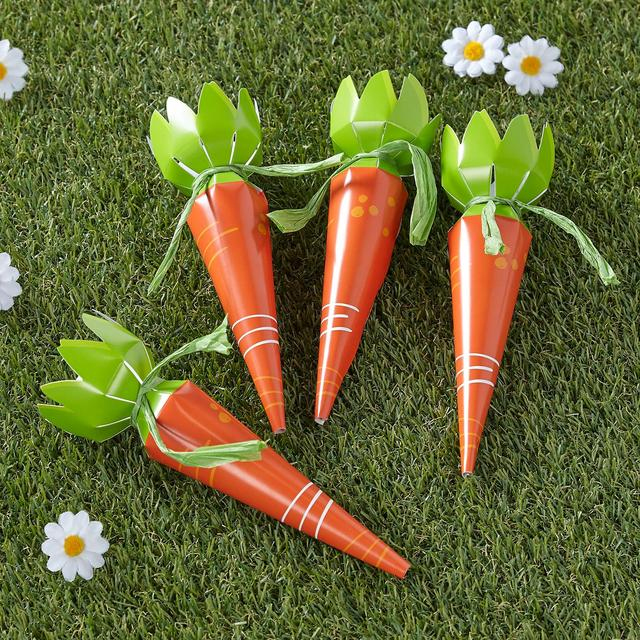 Table Fun Easter Fill Your Own Carrots
