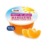 Dole Fruit In Jelly Mandarins In Orange Jelly