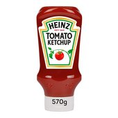 Heinz Tomato Ketchup (Top Down)