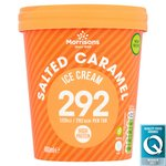 Morrisons Low Calorie High Protein Salted Caramel Ice Cream