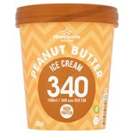 Morrisons Low Calorie High Protein Peanut Butter Ice Cream