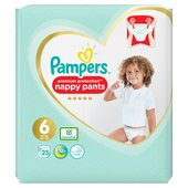 Pampers Premium Protection Nappy Pants Size 6