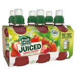 Fruit Shoot Juiced Strawberry & Raspberry Kids Juice Drink