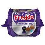 Cadbury Dairy Milk Freddo Treasures Chocolate with Toy