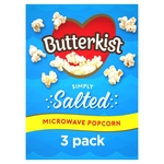 Butterkist Salted Microwave Popcorn