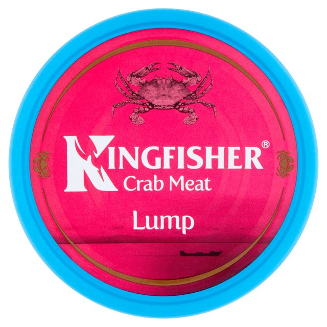 Kingfisher Catch Lump Crab Meat In Brine