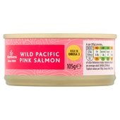 Morrisons Wild Pacific Pink Salmon