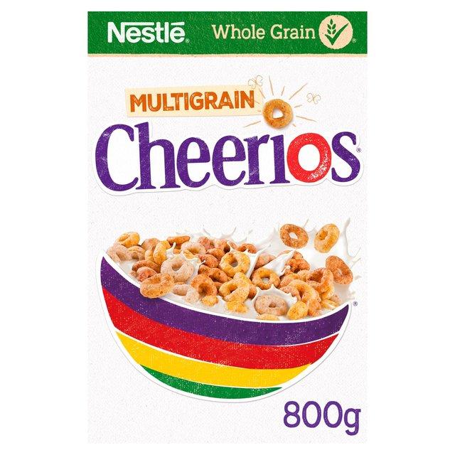 Nestle Cheerios Multigrain Cereal