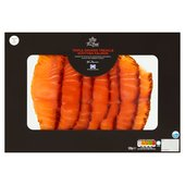 Morrisons The Best Scottish Smoked Salmon With Treacle