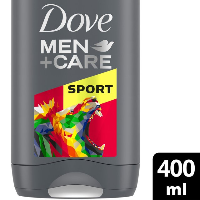 Dove Men Care Sport Active Fresh Body And Face Wash Morrisons