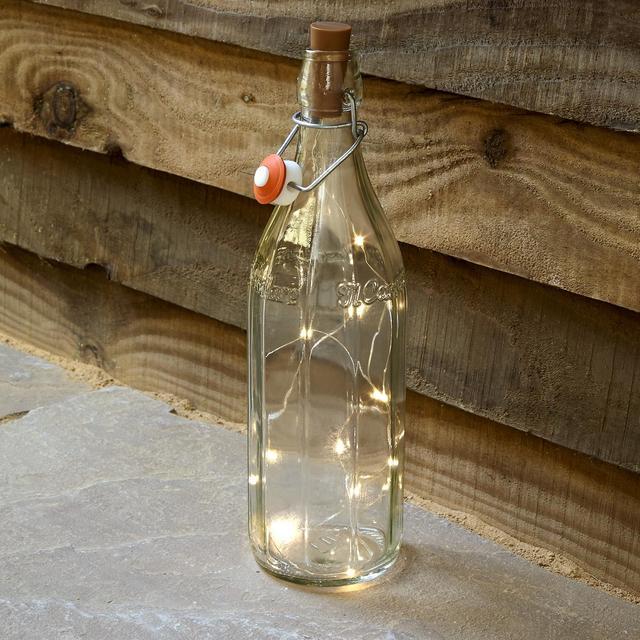 Morrisons Bottle It String Lights