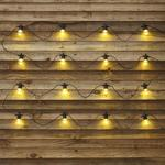Morrisons 10 Led Warm White String Lights