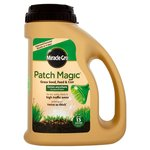 Miracle - Gro Patch Magic Grass Seed, Feed & Coir