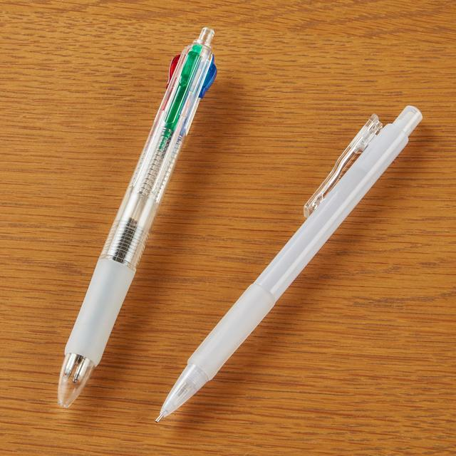 Morrisons 4 Colour Pen & Pencil Set
