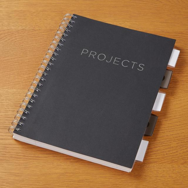 Morrisons A4 Project Book 125 Sheets