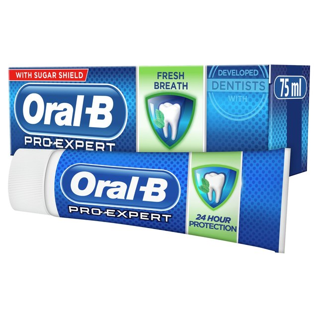 Oral - B Pro - Expert Fresh Breath