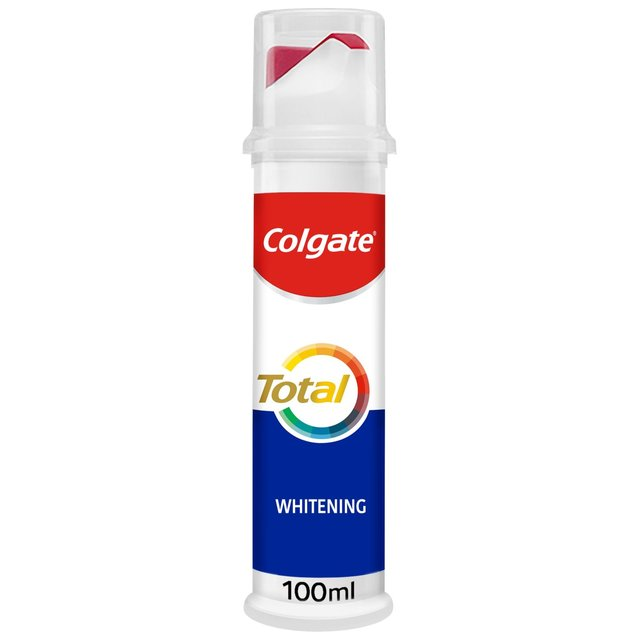 Colgate Total Adv Whitening Pump 100Ml