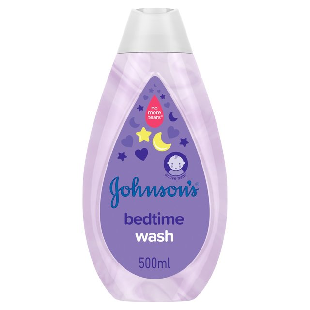 Johnson's Baby Bedtime Wash