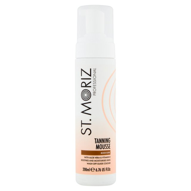 St. Moriz Tanning Mousse Medium