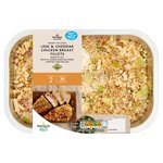 Morrisons Fresh Ideas Ready To Cook Chicken Leek Gratin