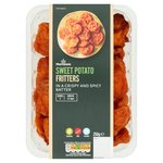 Morrisons Sweet Potato Fritters