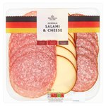 Morrisons German Meat & Cheese