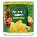 Morrisons Pineapple Chunks In Juice