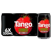 Tango Sugar Free Strawberry & Watermelon