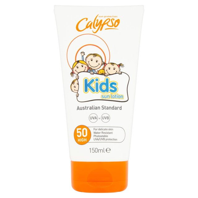 Calypso Kids Sun Lotion SPF 50