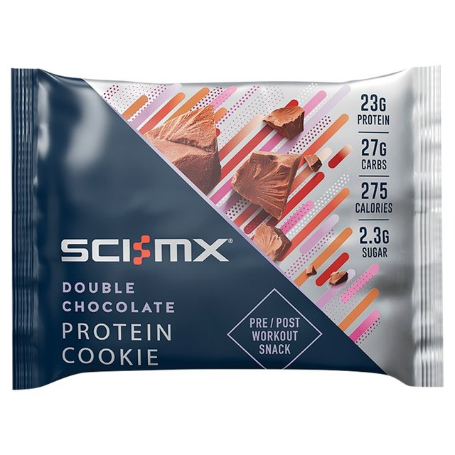 Sci - Mx Double Chocolate Chip Protein Cookie