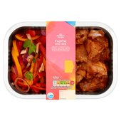 Morrisons Fish Fajita Mix