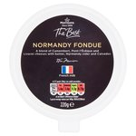 Morrisons The Best Fondue Normande