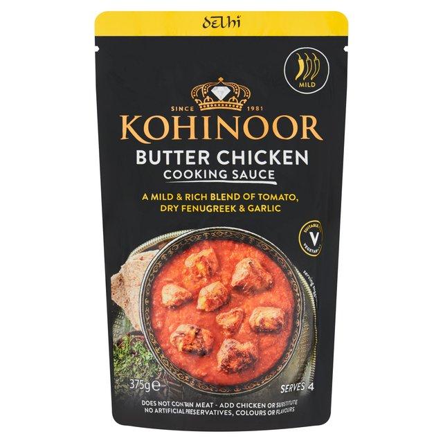 Kohinoor Delhi Butter Chicken Cooking Sauce