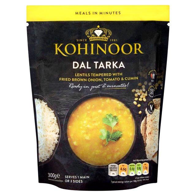 Kohinoor Dal Tarka
