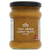 Morrisons Thai Green Curry Paste
