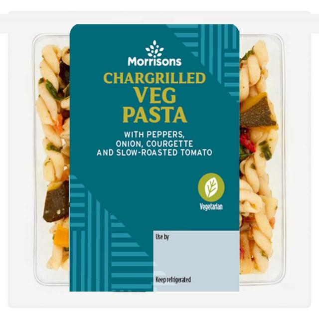 Morrisons Chargrilled Vegetables Pasta