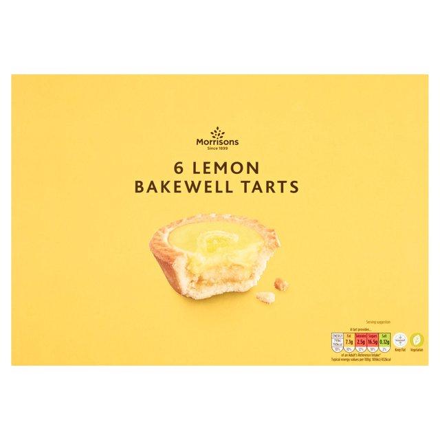 Morrisons Lemon Bakewells