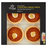Morrisons The Best  Sicilian Lemon Tarts