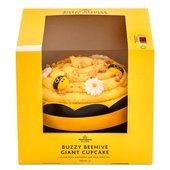 Morrisons Buzzy Beehive Giant Cupcake