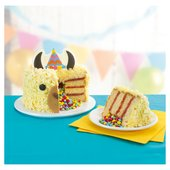 Morrisons Surprise Centre Larry the Llama Cake