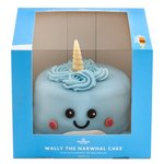 Morrisons Wally The Narwhal Cake
