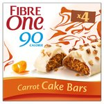 Fibre One 4 Carrot Cake Bars
