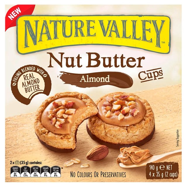 Nature Valley Nut Butter Almond Cups