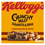 Kellogg's Crunchy Nut Granola Bar Chocolate & Nuts