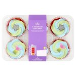 Morrisons Mermaid Cupcakes