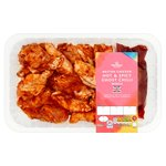 Morrisons Ghost Chilli Wings