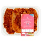 Morrisons Cajun Chicken Steaks