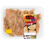 Morrisons Lemon & Herb Chicken Steaks