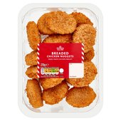 Morrisons Breaded Chicken Nuggets