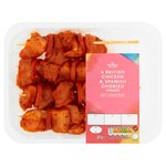 Morrisons Chicken & Chorizo Kebab